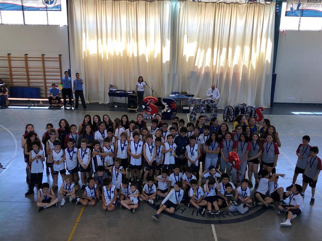 XIII Copa de Basquetbol CSD, una fiesta deportiva
