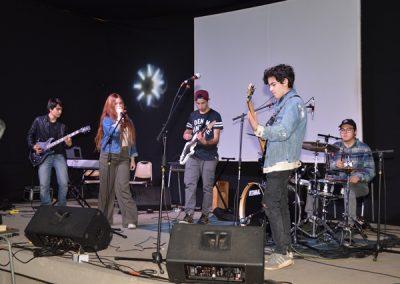 Alumnos Saint Dominic triunfan en Sing Along 2018