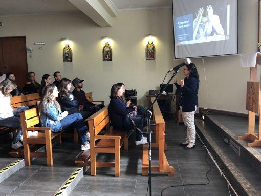 Exitosa participación en Escuela para Padres Ciclo Inicial