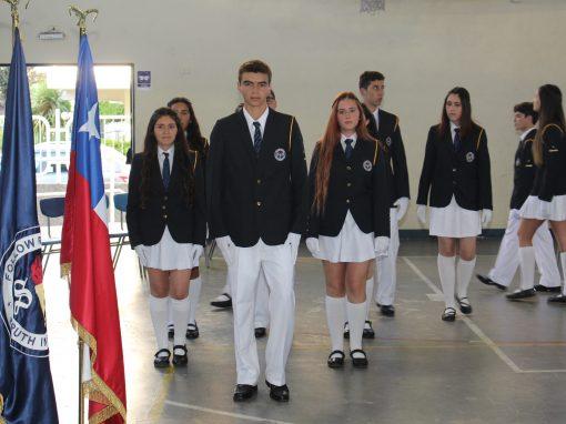 Ceremonias de finalizacion escolar