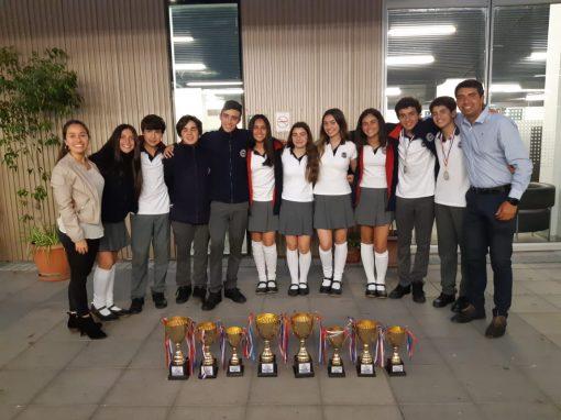 Saint Dominic, el Colegio más premiado en Adecop 2018
