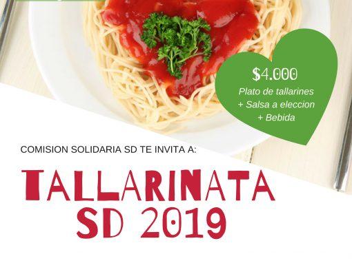 Tallarinata Solidaria
