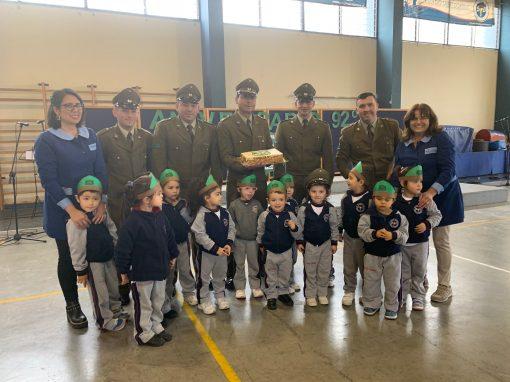 Colegio Saint Dominic celebra el Día del Carabinero