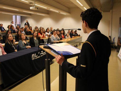 Liderazgo y Emprendimiento: Estudiantes del colegio Saint Dominic fortalecen sus habilidades en Workshop impartido por la UAI.