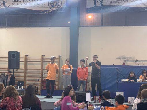 Tallarinata Solidaria 2019 un exitoso acto de generosidad