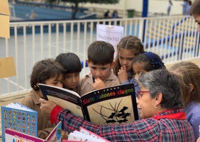 Día del Libro en SD