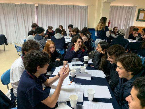 Tiempo de reflexión: V Café Filosófico SD