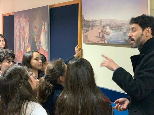 """Proyecto """"Baburizza te visita"""" se encuentra en Colegio Saint Dominic"""