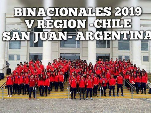 Alumnos Saint Dominic cumplen metas personales en Binacional de Integración Andina