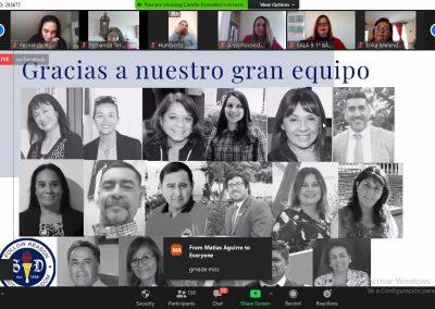 Colegio Saint Dominic celebra aniversario virtual