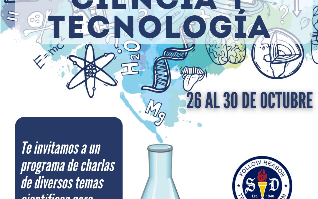 Semana de la Ciencia y Tecnología Saint Dominic