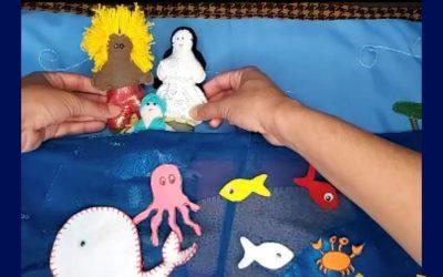 Cuentacuentos con educadoras del Preescolar