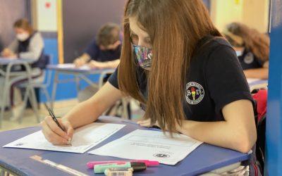 Segundo Ensayo Pruebas de Admisión Transitorias a la Educación Superior